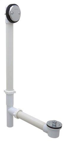 Chrome Gerber® Classics Pvc Lift & Turn Roman Tub Drain