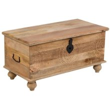 Leelo Coffee Table Trunk, Natural, CAR-TR-N