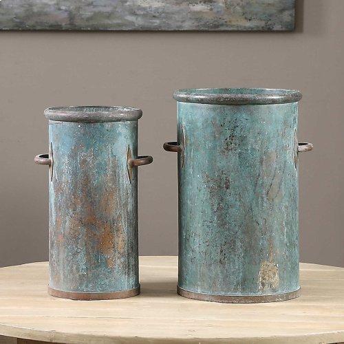 Barnum Vases, S/2