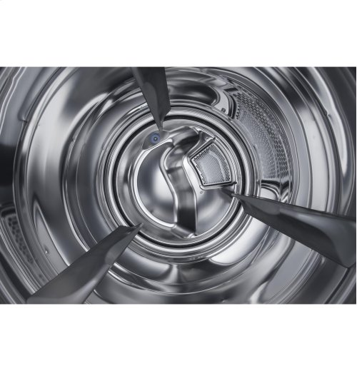SD-GE® 8.3 cu. ft. capacity RightHeight™ Design Front Load electric ENERGY STAR® dryer with steam