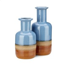 Adobe Vases - Set of 2