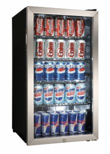 BEVERAGE CENTER DBC128BLS