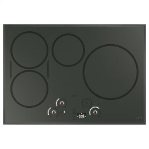 "Cafe Appliances30"" Smart Touch-Control Induction Cooktop"