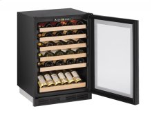 "1000 Series 24"" Wine Captain® Model With Integrated Frame Finish and Field Reversible Door Swing"