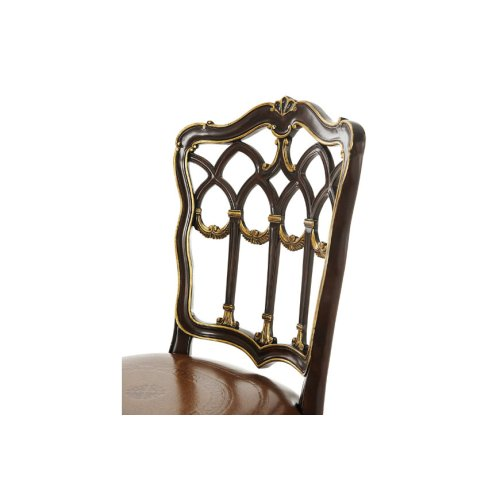The Gothic Library Sidechair