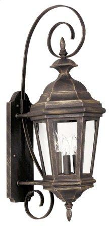 Estate - 3 Light Medium Wall Lantern