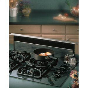 """BROAN30"""" Stainless Steel 500 CFM Downdraft with Stainless Steel cover"""