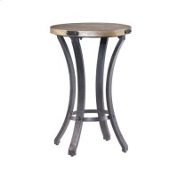 Hidden Treasures Round Accent Table Product Image