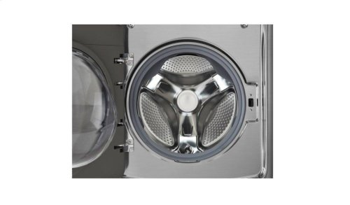 4.5 cu. ft. Large Smart wi-fi Enabled Front Load Washer w TurboWash®