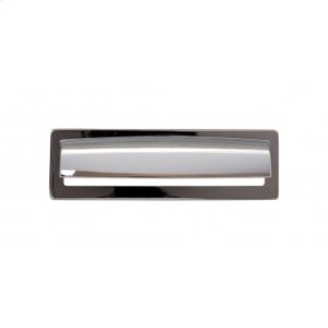 Hollin Cup Pull 5 1/16 Inch - Polished Chrome