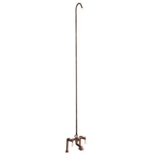 Tub/Shower Converto Unit - Elephant Spout - Lever / Oil Rubbed Bronze