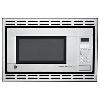 GE 1.1 Cu. Ft. Built-In Microwave Stainless Steel JE1140STC