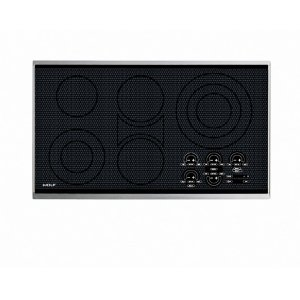 "Wolf36"" Electric Cooktop - Framed"