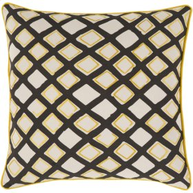 "Omo OMO-003 20"" x 20"" Pillow Shell with Polyester Insert"