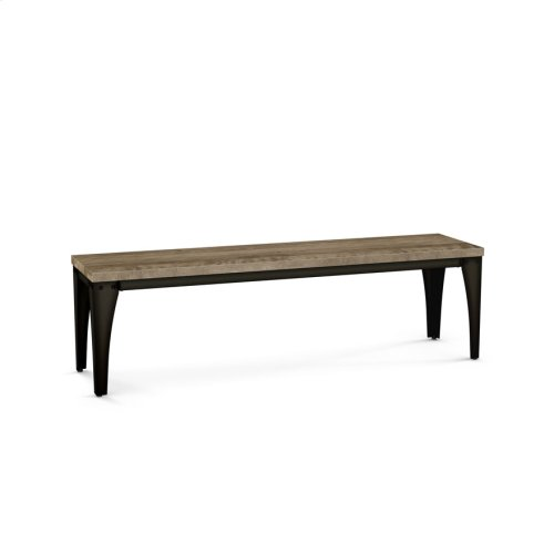 Upright Bench (wood)