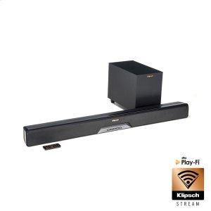 KlipschRSB-8 Sound Bar + Wireless Subwoofer