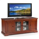 "Westwood Cherry 60"" TV Console #87360 Product Image"