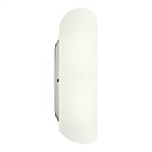 2 Light Fluorescent Wall Sconce - NI