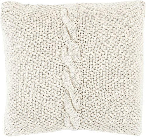 "Genevieve GN-004 22"" x 22"" Pillow Shell Only"
