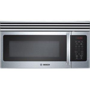 "BOSCH30"" Over-the-Range Microwave, HMV3051U, Stainless Steel"