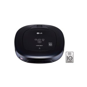 LG AppliancesLG HOM-BOT Turbo+ Robotic Smart wi-fi Enabled Vacuum