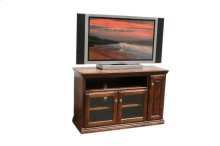 "O-T237 Traditional Oak 48"" TV Console"