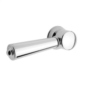 Uncoated Polished Brass - Living Tank Lever/Faucet Handle