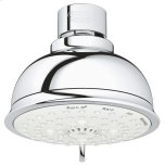 GroheTempesta Rustic 100 Shower Head 4 Sprays