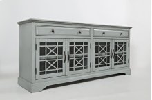 "Craftsman Earl Grey 70"" TV Console"