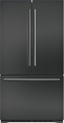 "800 Series 36"" Counter-Depth 3-Door Refrigerator 800 Series - Black Stainless Steel B21CT80SNB B21CT80SNB"