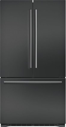"800 Series 36"" Counter-Depth 3-Door Refrigerator 800 Series - Black Stainless Steel B21CT80SNB B21CT80SNB"