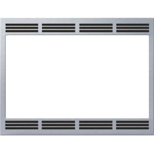 "Bosch27"" Built-in Trim Kit for Convection Microwave HMT8750 - Stainless Steel"