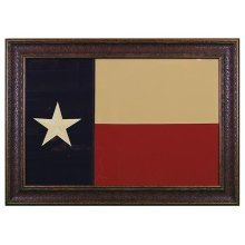 Small Texas Flag W/Matt