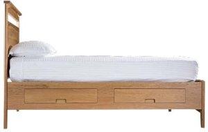 Highline Storage Bed - California King