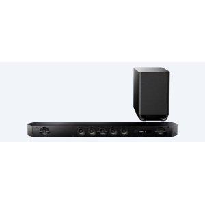 SONY7.1ch Soundbar with Wi-Fi/Bluetooth(R) technology