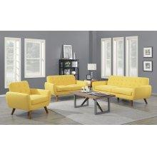 Daphne Yellow Sofa, Love, Chair, SWU6938