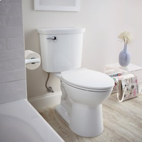 VorMax HET Elongated Toilet  1.28 GPF  American Standard - White