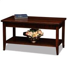 Condo/Apartment Coffee Table #10503