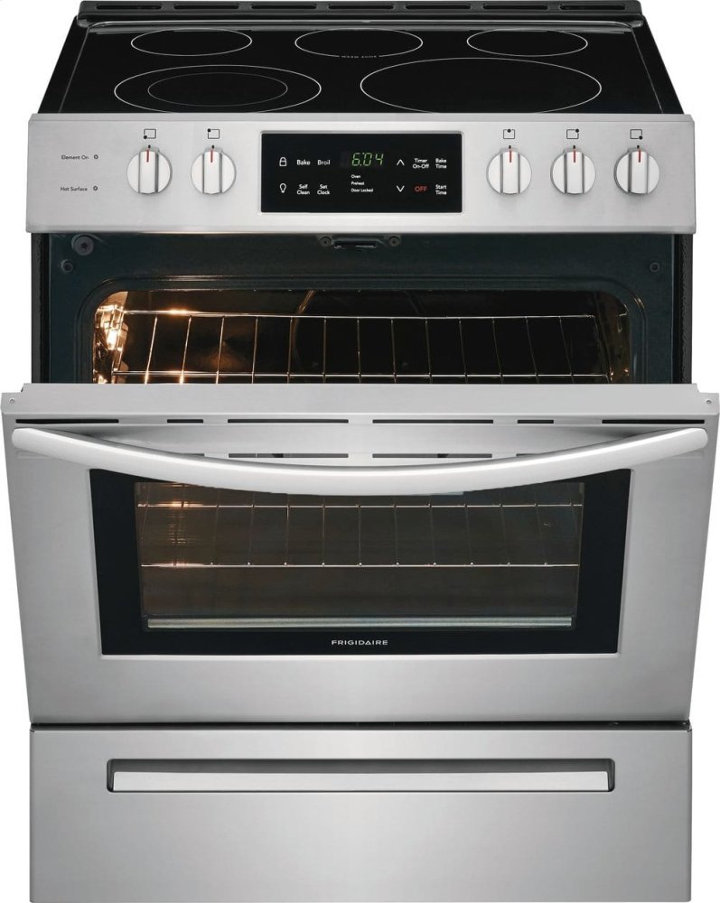 Ffeh3054us Frigidaire 30 Front Control Freestanding