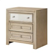 Champagne Nightstand Product Image