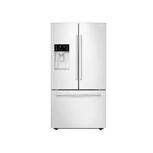 23 cu. ft. French door Refrigerator - WHITE