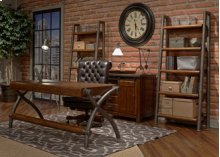 "73"" Executive Writing Desk"