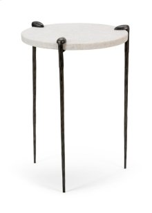 Tate Side Table - Gold