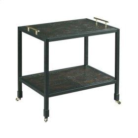 Hidden Treasures Modern End Table