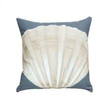 Shell Botanical V Pillow