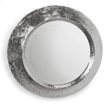Round Nickel Convex Mirror
