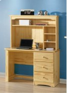 Ponderosa Desk With Hutch Product Image