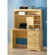Ponderosa Desk With Hutch
