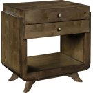 Dove Side Table/Nightstand Product Image