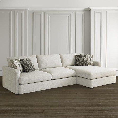 Allure Left Chaise Sectional
